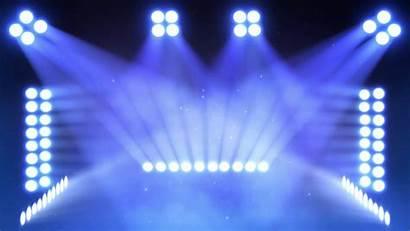 Stage Concert Background Lights Animation Backgrounds Motion