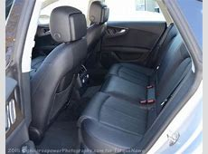 The rear seats of the 2015 Audi A7 TDI Torque News