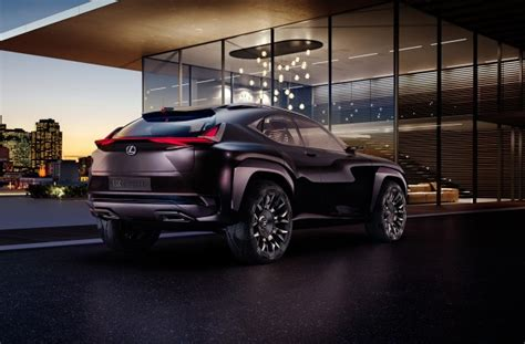 lexus ux small crossover   hybrid version