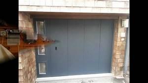 porte de garage sectionnelle lateral la toulousaine quotdeep With porte garage la toulousaine