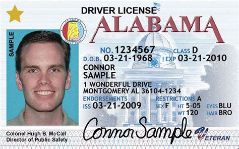 Alabama New Driver's License Application And Renewal 2019