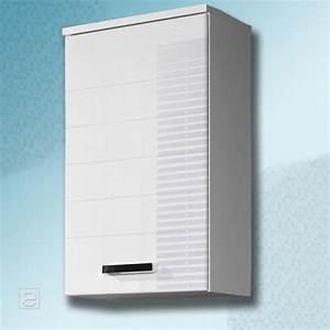 Badezimmer Hängeschrank Weiß : top badezimmer h ngeschrank hochglanz wei wandschrank ~ Watch28wear.com Haus und Dekorationen