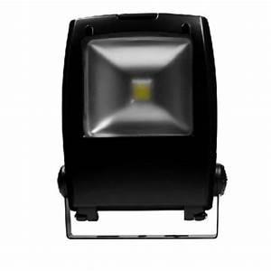 Projecteur Led Exterieur Puissant : projecteur led ext rieur 50w blanc froid lumihome ~ Nature-et-papiers.com Idées de Décoration