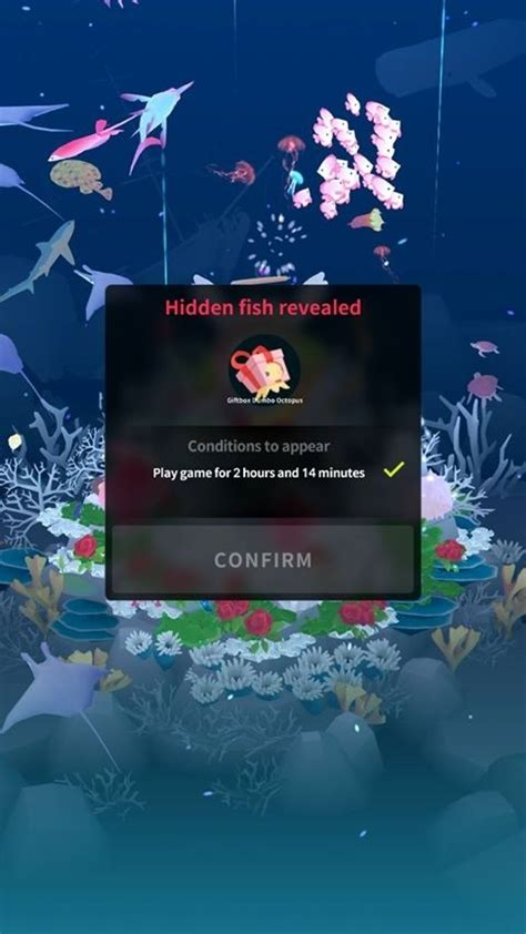 abyssrium tap tap fish hidden fish gameplay guide halloween event