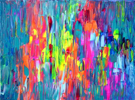 Abstract Canvas Wallpaper by Small Abstract 3 Abstract Painting Gift Painting
