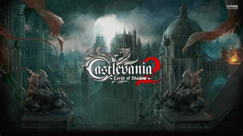 castlevania lords  shadow  review rocket chainsaw