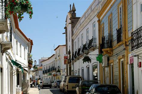Imagens do Centro da cidade de Moura
