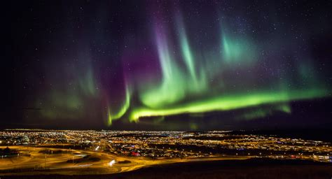 3 best countries to see the northern lights the