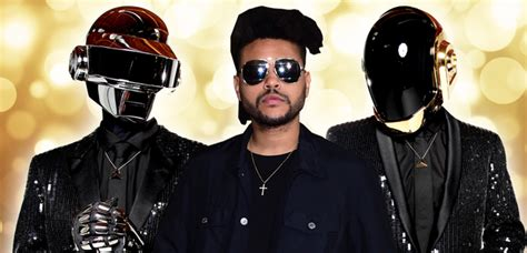 The Weeknd Is Hoping To 'get Lucky' With His Next Huge Edm