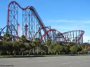 Six Flags Magic Mountain X2
