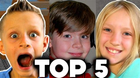 Top 5 Richest Kid Gamers On Youtube 2016 (ronaldomg