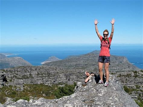 table mountain guided day hikes hiking    cape