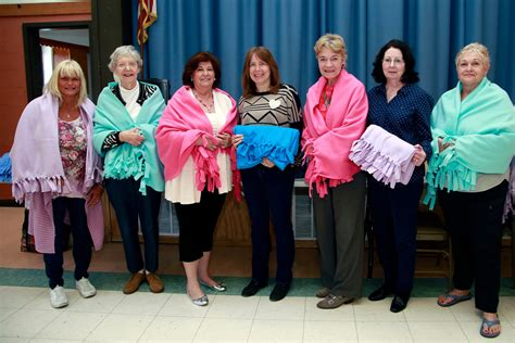 rockville centre homemakers blankets hospital patients