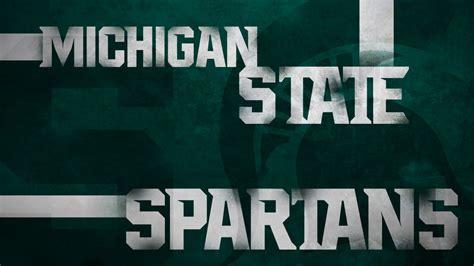 Michigan State Football Wallpaper Michigan State Spartans College Football Wallpaper 1920x1080 595898 Wallpaperup