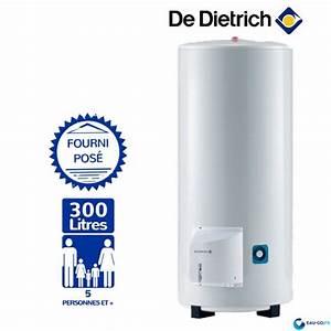 Chauffe Eau De Dietrich 300l : fonctionnement cumulus de dietrich ~ Edinachiropracticcenter.com Idées de Décoration