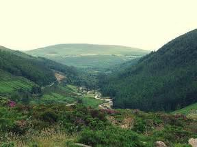 Countryside Near Dublin Ireland