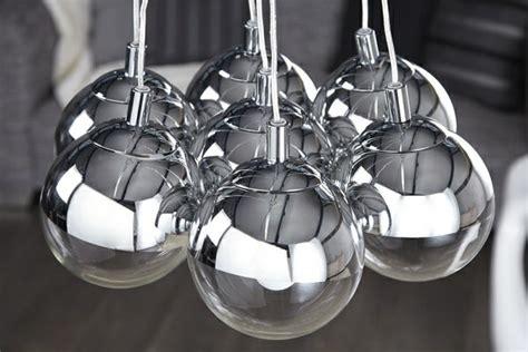 faszinierende und moderne dekoideen mit glaskugel lampe