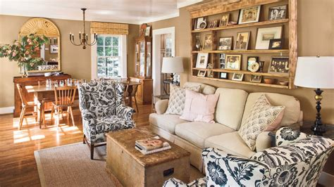 pastel paints and cherished heirlooms cottage style