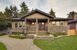 build my house burnaby bungalow renovation contemporary exterior vancouver by my house design build team