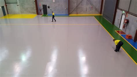 Safety Flooring Perth   Warehouse Line Marking Perth