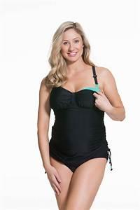 Shake Maternity Underwire Tankini Swimwear Set