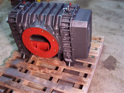 dresser roots blower vacuum division roots dresser blower 616 j 208460 for sale used