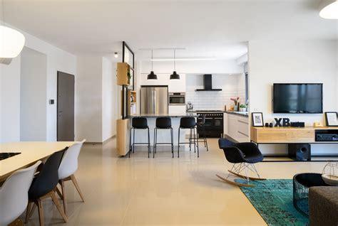 Interior Design Of A New Apartment By En Design Studio