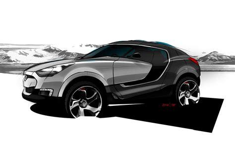 hyundai supercar concept 2007 hyundai crossover suv concept supercars net