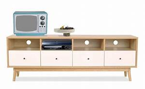 meuble tv scandinave drawer With meuble scandinave