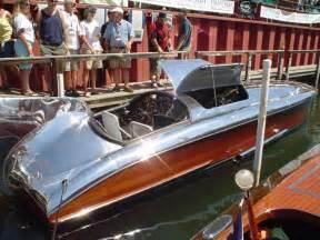 Aluminum Race Boat
