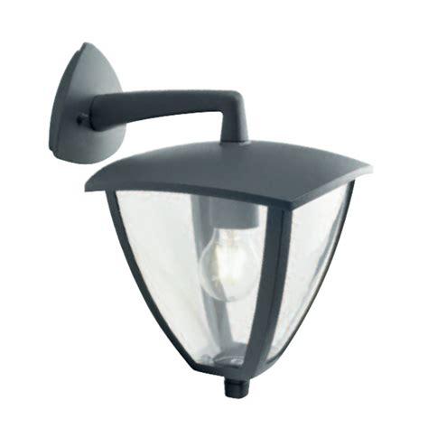 applique luce applique moderno in alluminio grigio moderno con attacco