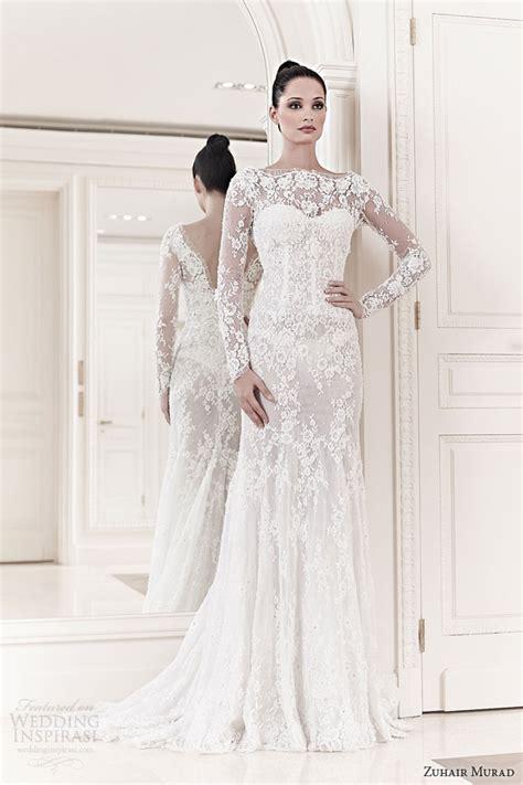 Zuhair Murad Wedding Dresses Spring 2014 Wedding Inspirasi