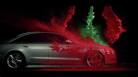 Audi Werbung