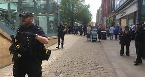 Man Met vice-chancellor's message following Manchester ...