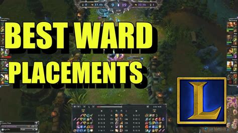 ward league legends jungler xh