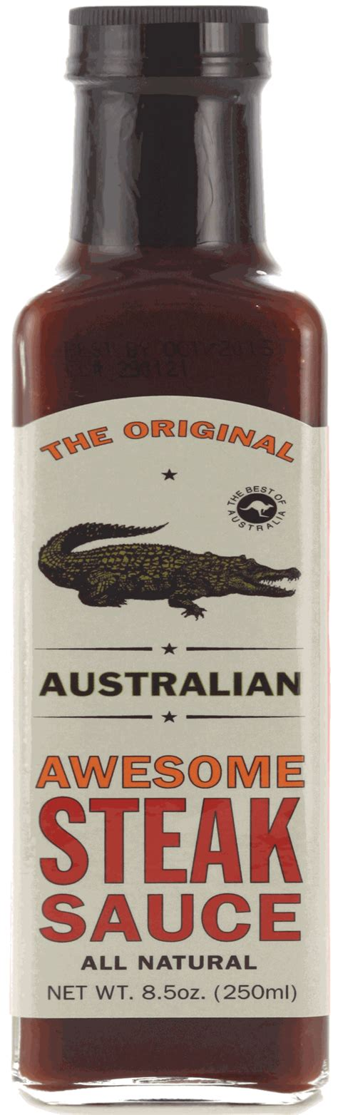 steak sauce original australian awesome steak sauce