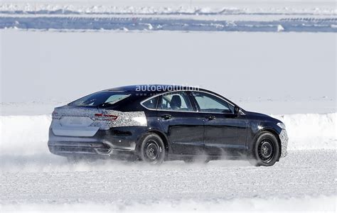 2019 Ford Mondeo by 2019 Ford Mondeo Facelift Spied For The Time In