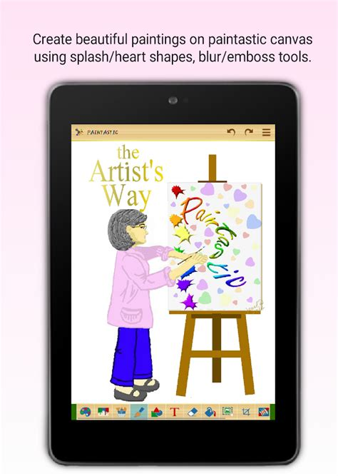 paintastic draw color paint android apps on play