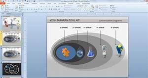 Venn Diagram Toolkit For Powerpoint