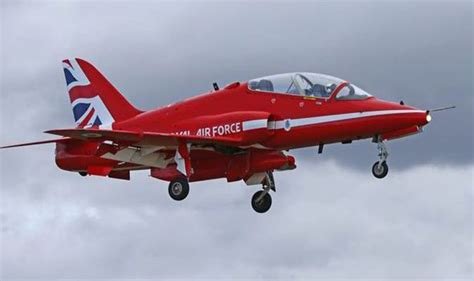 red arrows  union flag tailfin uk news expresscouk