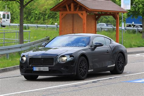 bentley continental gt shows  features