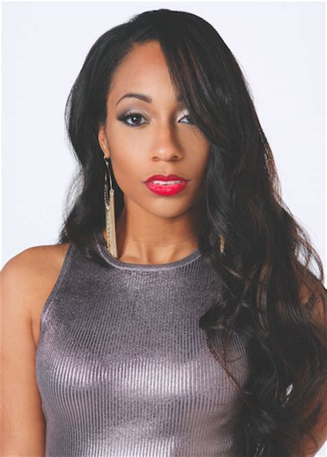 Get The Look: Tiffany Evans   Hype Hair