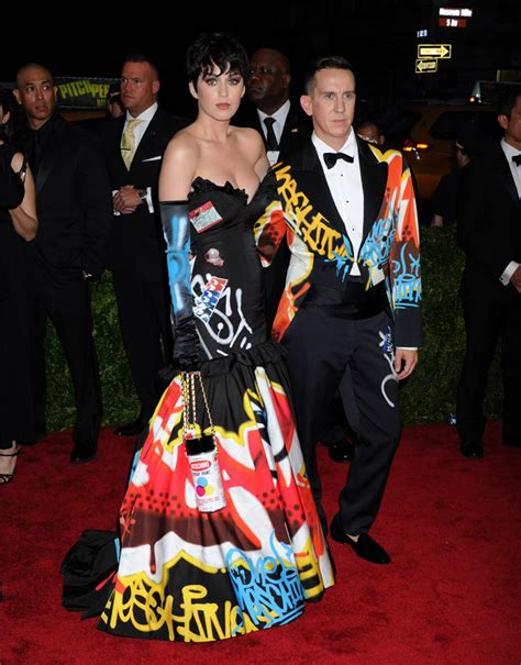 Katy Perry's Met Gala Red Carpet Shoes From Years Past ...