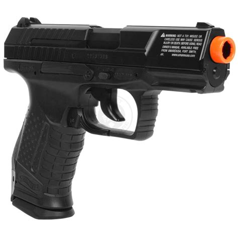 Airsoft Licensed Walther P99 Airsoft CO2 Blowback Pistol ...