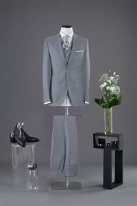 Costume 3 Pièces Gris : costume 3 pi ces gris clair karl math ~ Dallasstarsshop.com Idées de Décoration