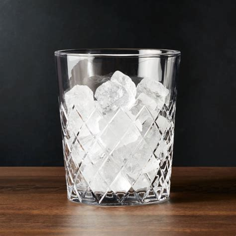 hatch ice bucket reviews crate  barrel