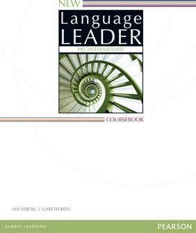New Language Leader Preintermediate Coursebook  Gareth Rees 9781447961529