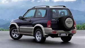 Suzuki Grand Vitara 2003 Review