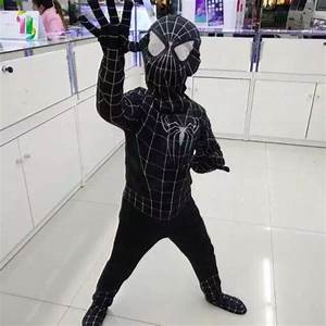 New 3D Printing Halloween Costumes For Kids Black ...