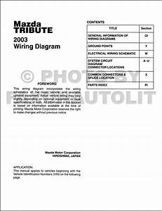 Corolla 2003 Wiring Diagram Manual